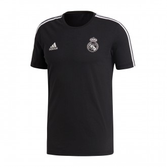 Camisola  adidas Real Madrid 3S 2018-2019 Black-Core white