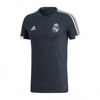 Camisola  adidas Real Madrid 2018-2019 Tech onix-Black-Core white
