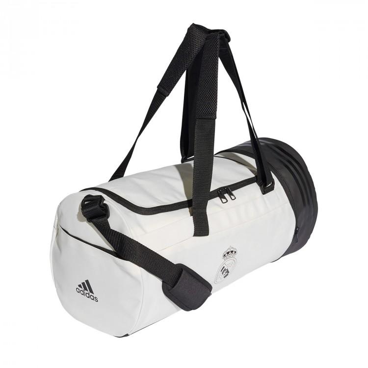 efa9a1736558 Bag adidas Real Madrid 2018-2019 Core white-Black - Football store ...