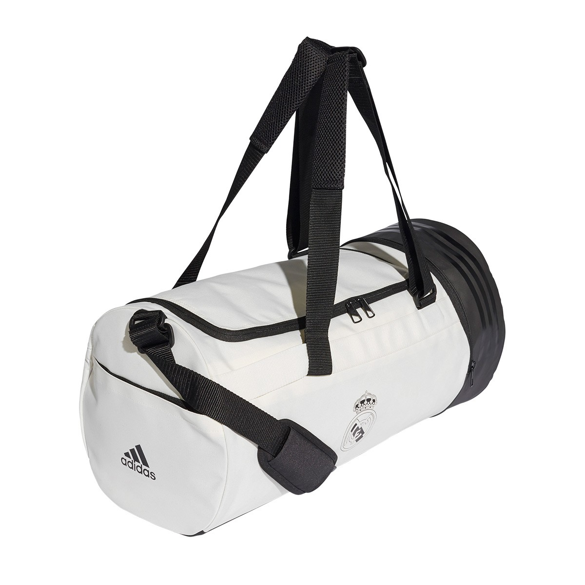 Bolsa Real Madrid 2018 2019 Core white Black