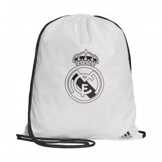 Sac de sport  adidas Gymsack Real Madrid 2018-2019 Core white-Black