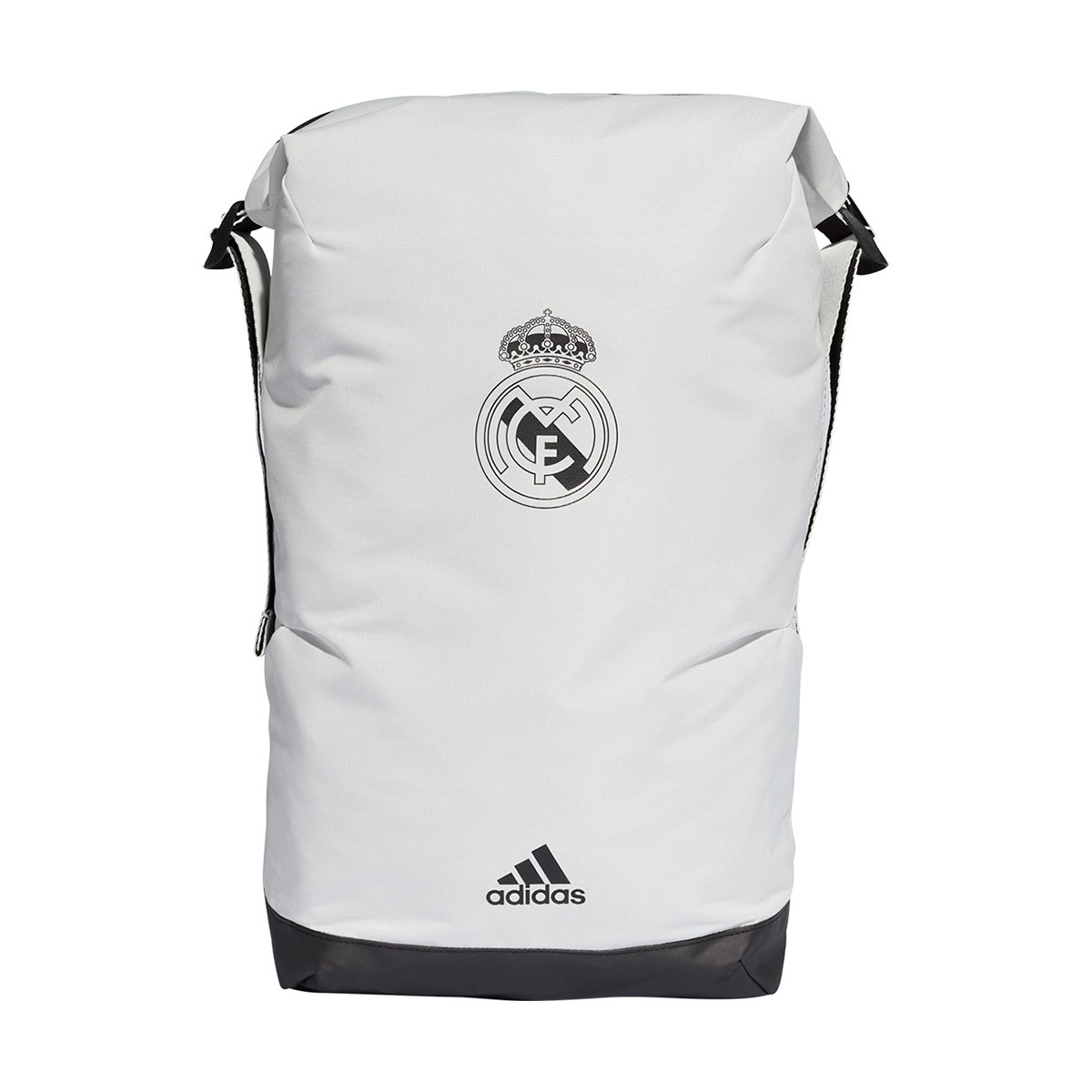 2a24f9dc3f8 Backpack adidas Real Madrid 2018-2019 Core white-Black - Football store  Fútbol Emotion