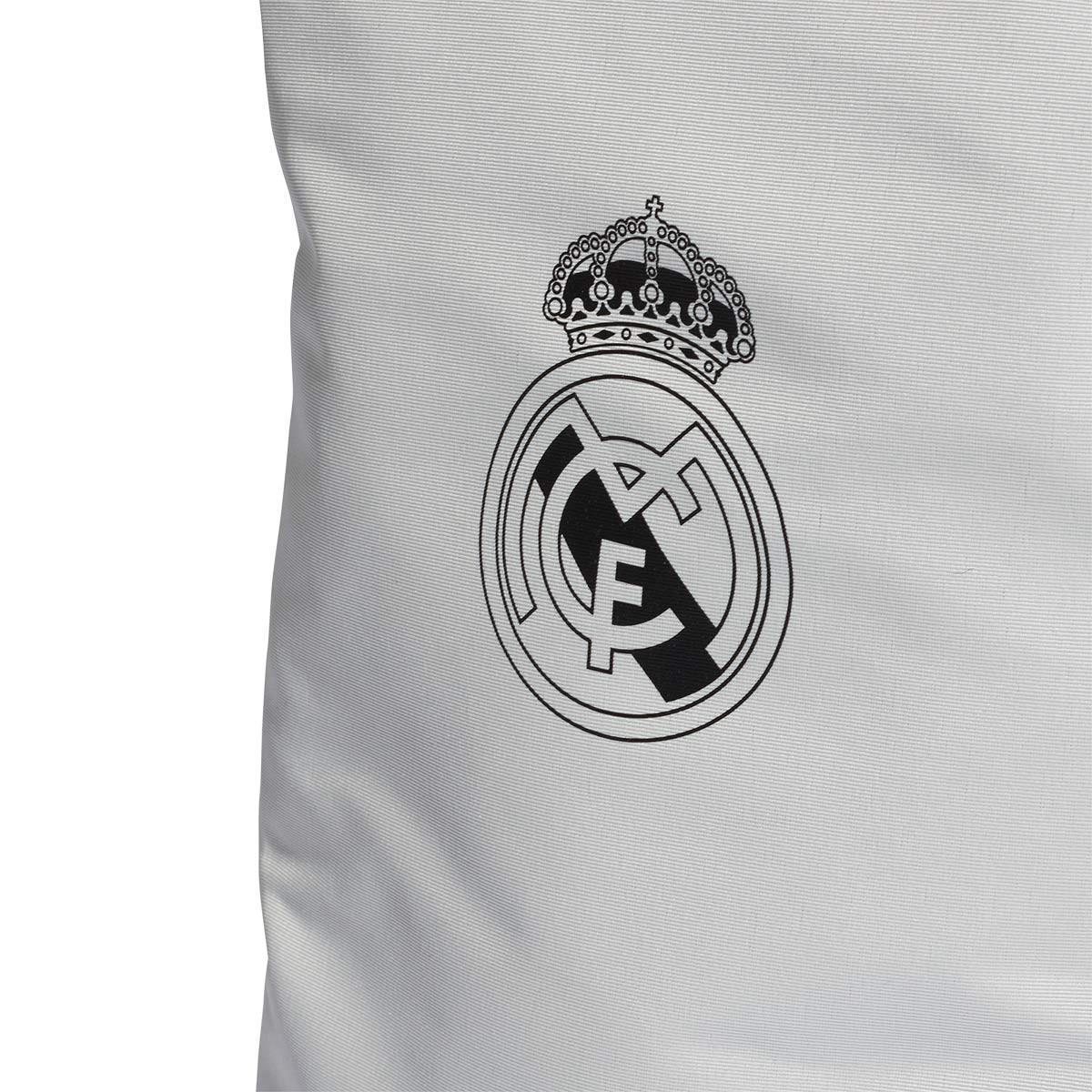 98b2859b3cc Backpack adidas Real Madrid 2018-2019 Core white-Black - Leaked soccer