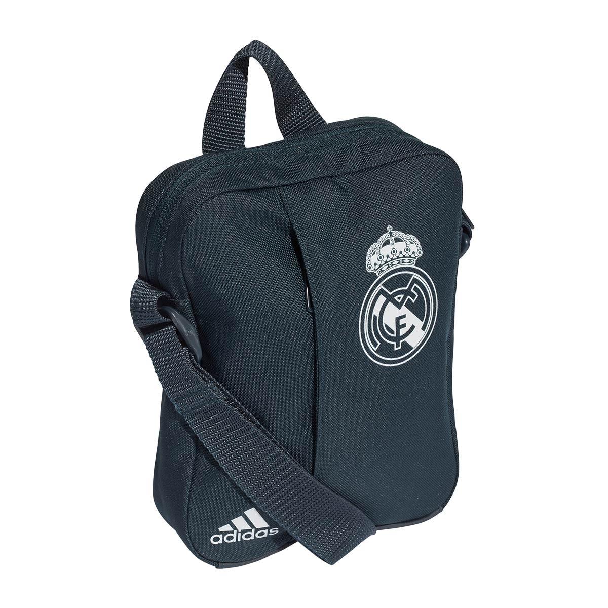 Real Madrid Official SOCCER One Size Backpack Shoulder Sack