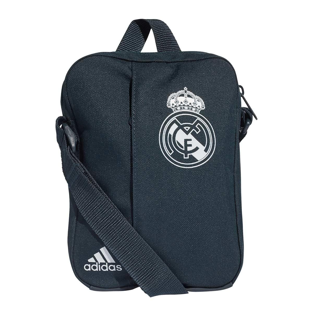 de10b57525302 Shoulder Bag adidas Real Madrid 2018-2019 Tech onix-Core white - Football  store Fútbol Emotion