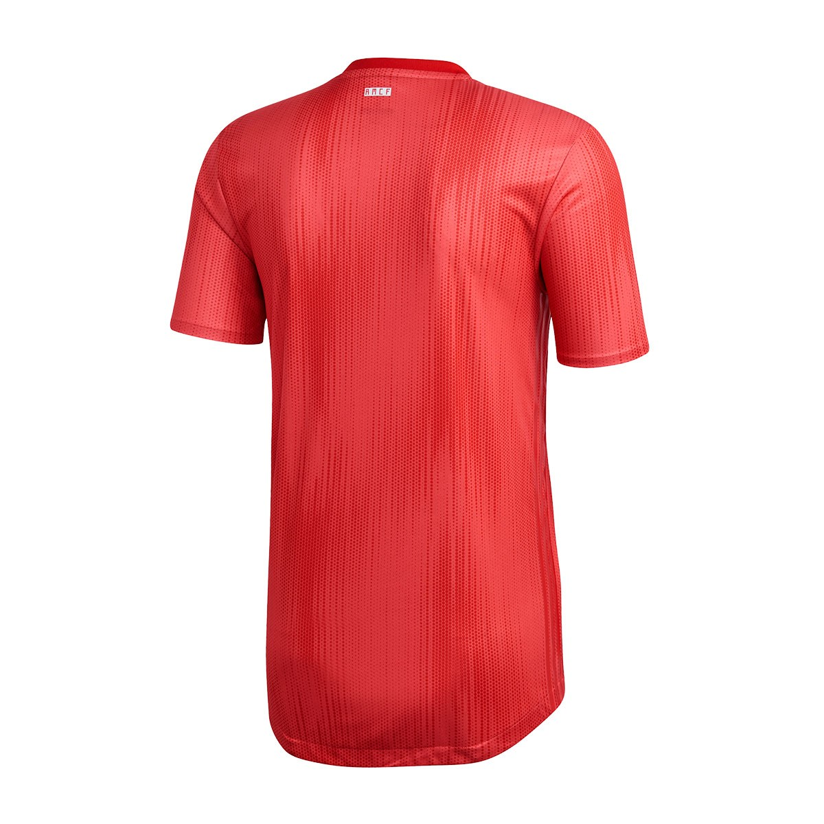 ec77e92a40d13 Camiseta adidas Real Madrid Tercera Equipación Authentic 2018-2019 Real  coral-Vivid red - Tienda de fútbol Fútbol Emotion