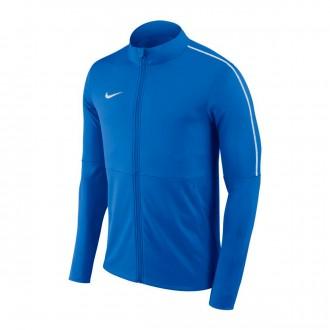 Chaqueta  Nike Dry Park 18 Royal blue-White