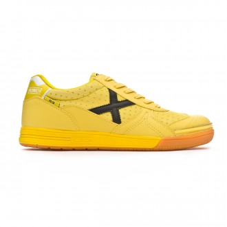 Tenis  Munich G3 Shine Amarillo