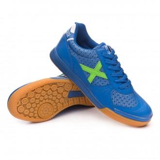 Futsal Boot  Munich G3 Shine Blue