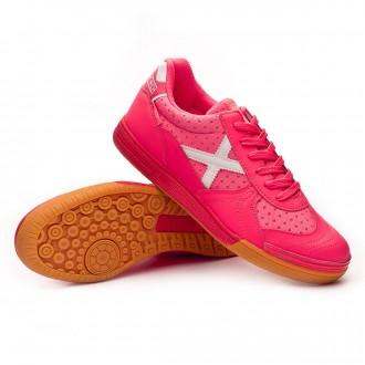Futsal Boot  Munich G3 Shine Pink-White