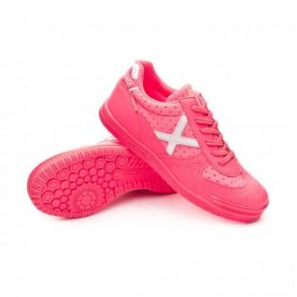 Futsal Boot  Munich Kids G3 Shine  Pink