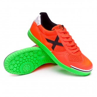 Futsal Boot  Munich G3 Orange-Green