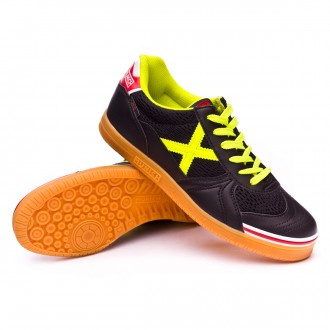 Futsal Boot  Munich G3 Black-Yellow