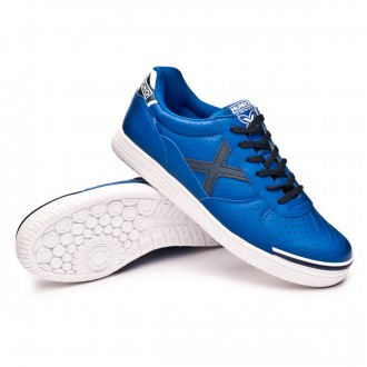 Futsal Boot  Munich G3 Profit Blue-White