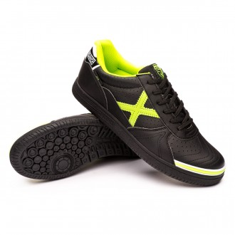 Futsal Boot  Munich G3 Profit Black-Yellow