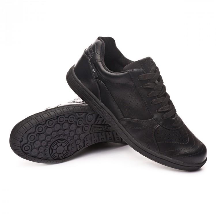4e01168158e Futsal Boot Munich G3 Jeans Black - Football store Fútbol Emotion