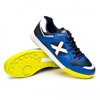 Futsal Boot  Munich Continental Blue
