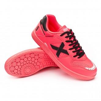 88d5f57874a Futsal Boot Munich Continental V2 Sergio Lozano Coral flúor