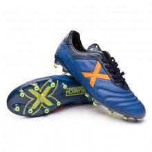 Football Boots Mundial 2.0 Blue-Orange