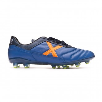 Football Boots  Munich Mundial 2.0 Blue-Orange