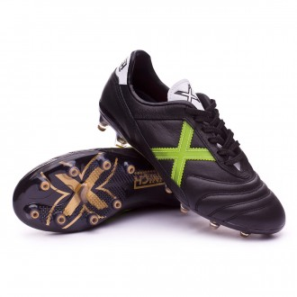 Boot  Munich Mundial Black-Green