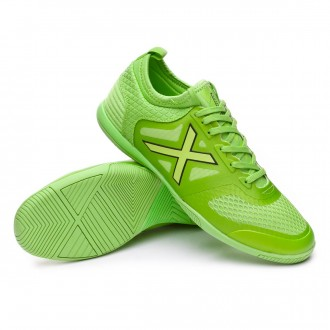 Futsal Boot  Munich Tiga Lime