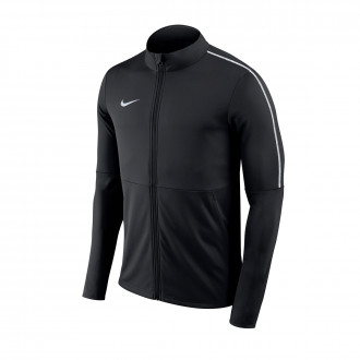 Jacket  Nike Dry Park 18 Niño Black-White