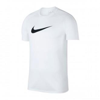 Camisola Nike Dry Academy Top SS GX2 White-Black