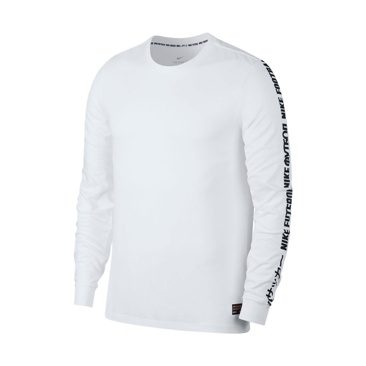 7494e79a Jersey Nike Nike F.C. Dry Stripe White - Football store Fútbol Emotion