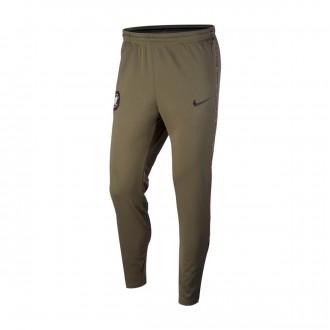 Pantalón largo Nike Nike F.C. Cargo khaki-Black