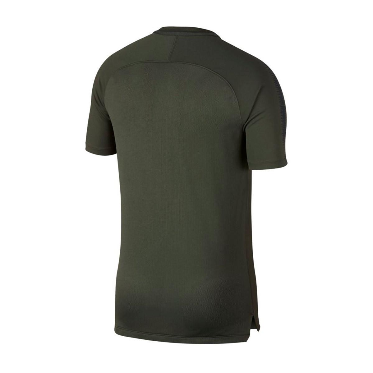 8eeb2dbb20df Jersey Nike Squad Cargo khaki-Black - Tienda de fútbol Fútbol Emotion