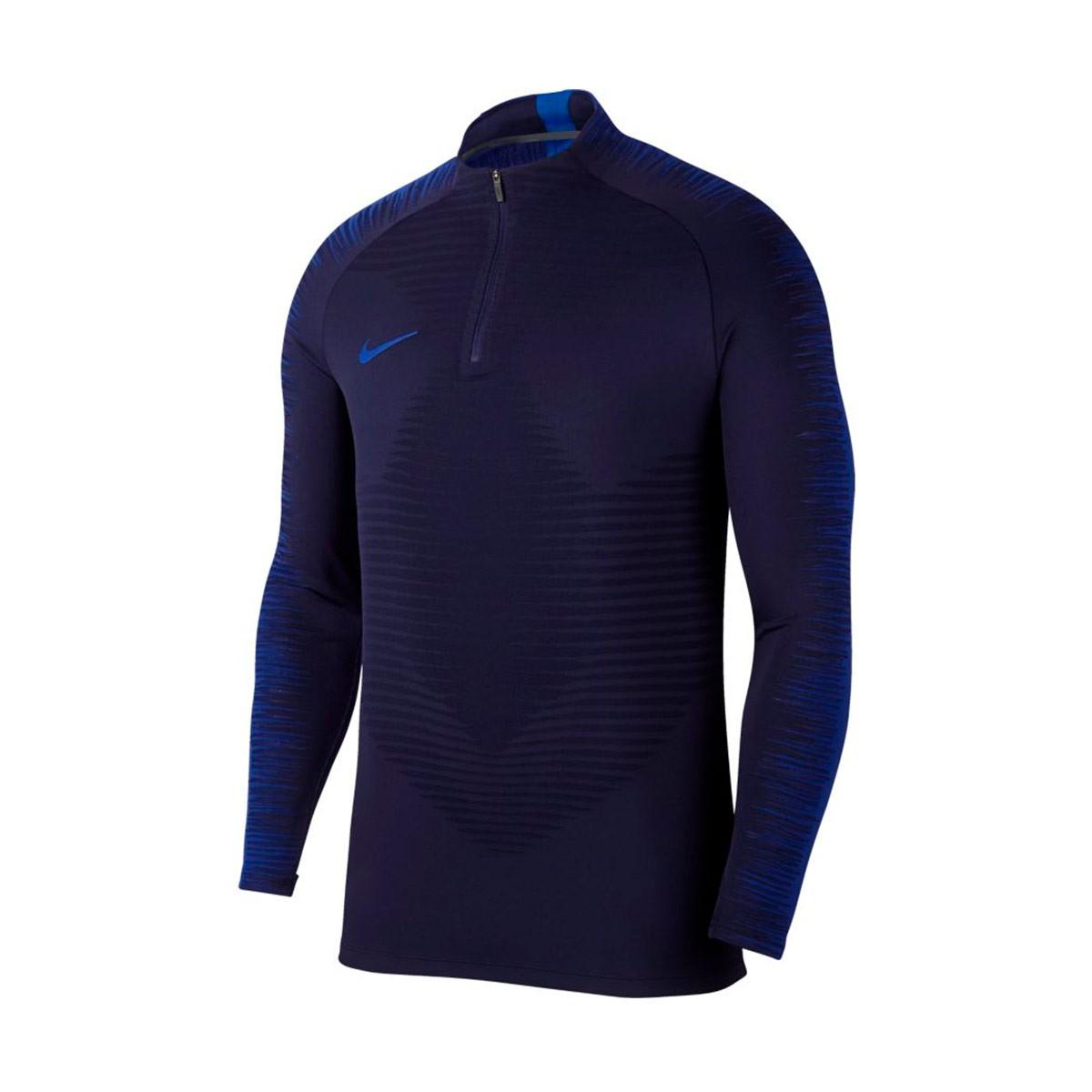 Nike VaporKnit Strike Drill FC Barcelona  Long Sleeve Football Top Size S