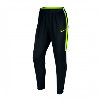 Calças  Nike Dry Academy Black-Volt