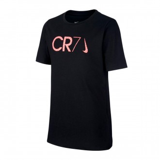 Jersey  Nike Kids Dry CR7 Chapter 7 Black