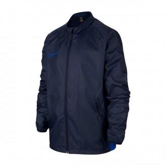 Jacket  Nike Repel Academy Niño Obsidian-Hyper royal