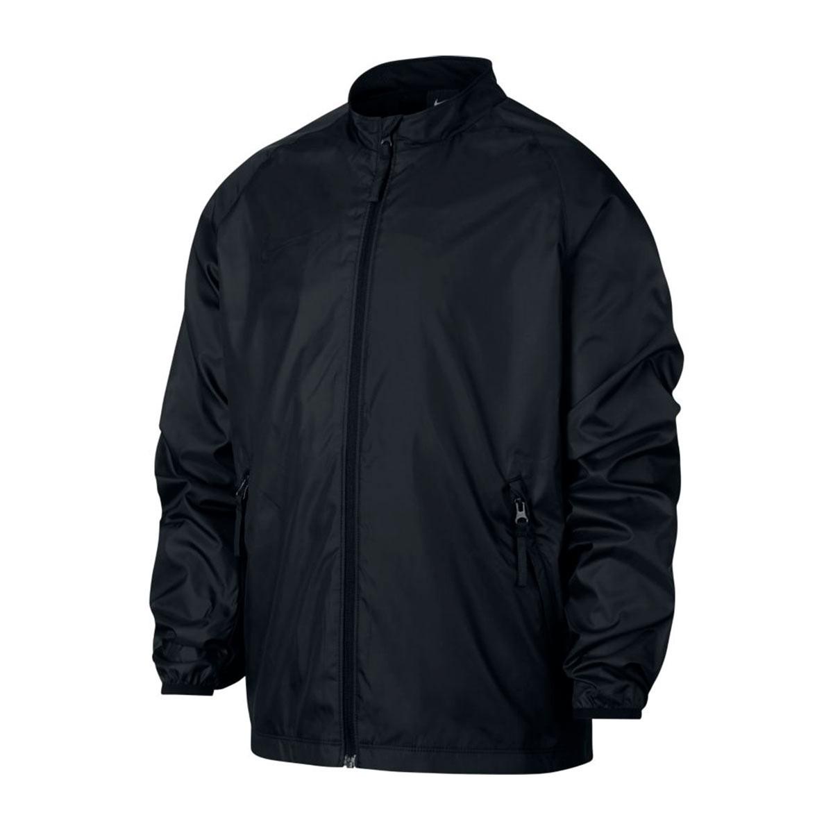 e5e211212fb Jacket Nike Kids Repel Academy Black - Tienda de fútbol Fútbol Emotion
