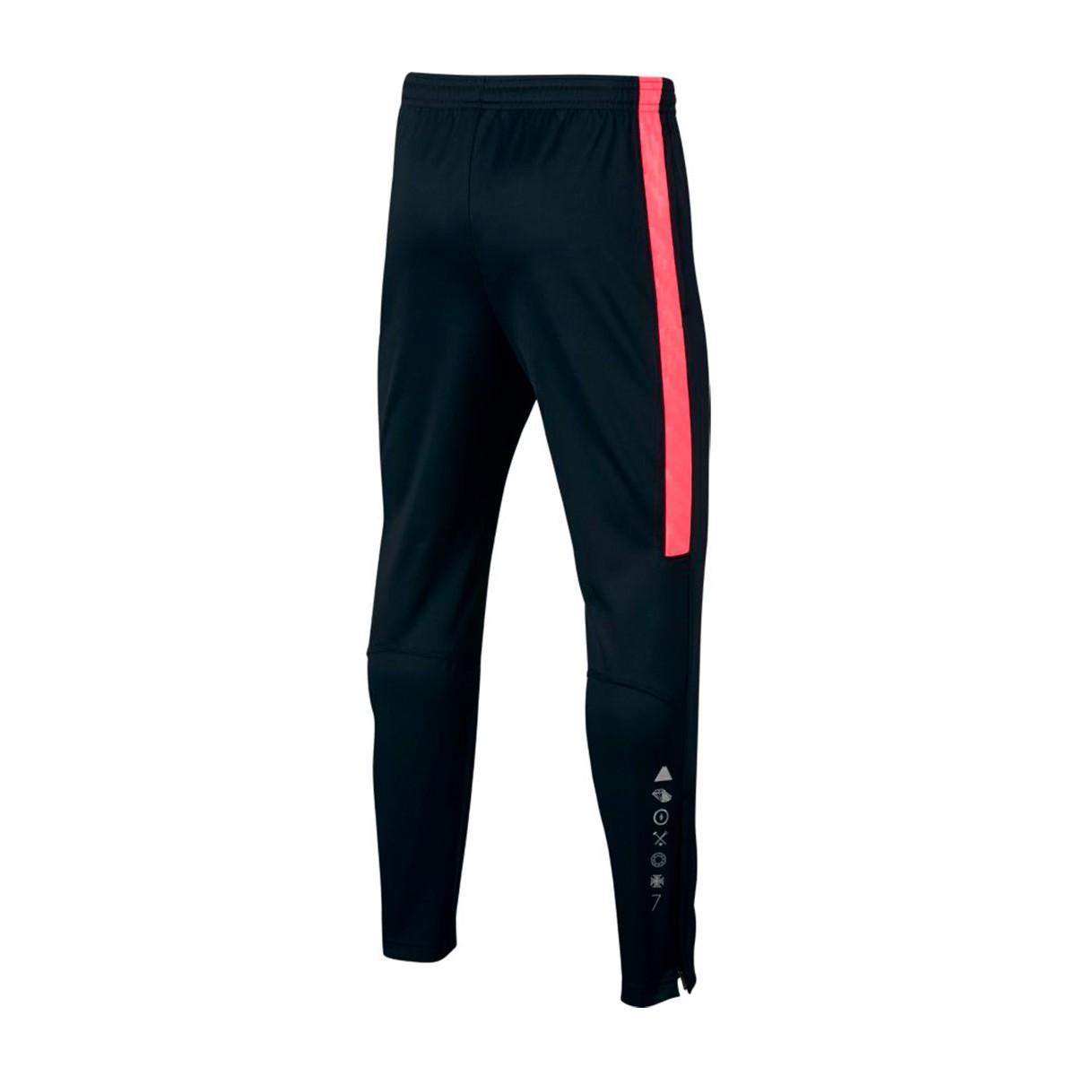 Gimnasta robo Ejército  Pantalon Nike Dri-FIT CR7 KPZ Niño Black-Hot punch - Boutique de football  Fútbol Emotion