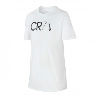 Maillot  Nike Dry CR7 Chapter 7 enfant Black