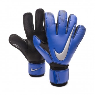 Glove  Nike Premier Racer blue-Black-Metallic silver