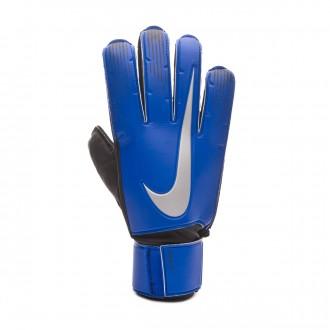 Guante  Nike Match Racer blue-Black-Metallic silver