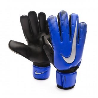 Glove  Nike Spyne Pro Racer blue-Black-Metallic silver