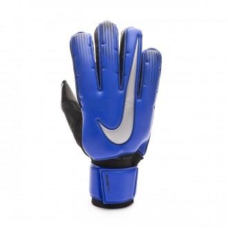 Guante  Nike Spyne Pro Racer blue-Black-Metallic silver