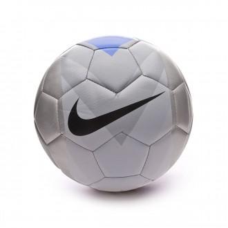 Balón  Nike StrikeX Football 2018-2019 Chrome-Racer blue-Black