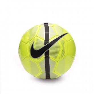 Ball  Nike Mini Mercurial Skills 2018-2019 Volt-Metallic silver-Black
