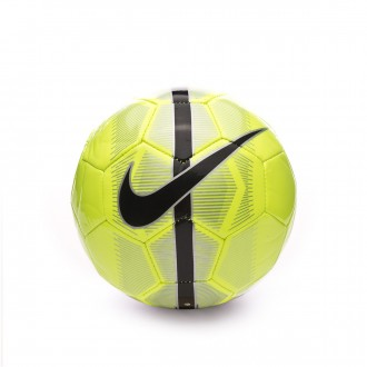 Ballon  Nike Mini Mercurial Skills 2018-2019 Volt-Metallic silver-Black