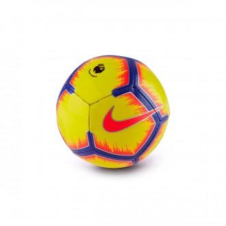 Ballon  Nike Mini Premier League Skills 2018-2019 Yellow-Purple-Flash crimson