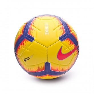 Balón  Nike Premier League Strike 2018-2019 Yellow-Purple-Flash crimson