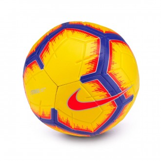 Balón  Nike Strike 2018-2019 Yellow-Purple-Flash crimson