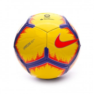 Balón  Nike La Liga Pitch 2018-2019 Yellow-Purple-Flash crimson
