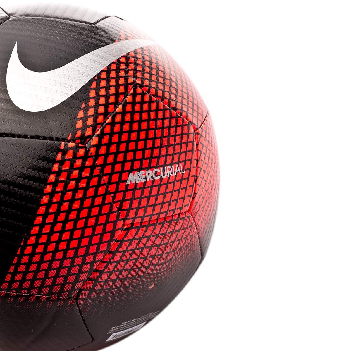 677174570 Ball Nike CR7 Prestige 2018-2019 Black-Flash crimson-Silver - Football  store Fútbol Emotion